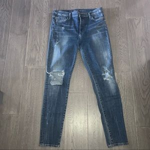 Citizen's of Humanity skinny jeans